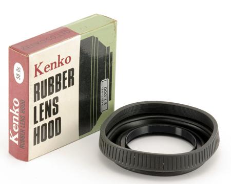 Kenko Pare-soleil caoutchouc Ø 58mm