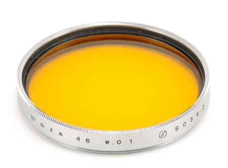 Walz Filtre orange Ø 46mm W.O1 SO 54.2