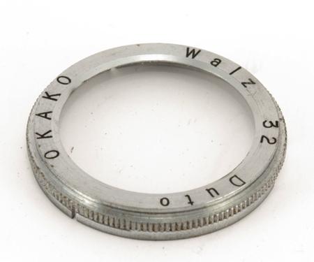 Walz Filtre à anneaux concentriques Duto OKAKO Ø 32mm