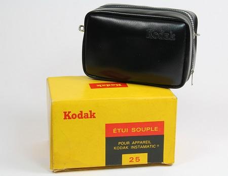Kodak Etui souple pour Instamatic 25.
