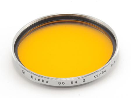 Kenko Filtre Orange SO 54 2 K1/64 YA2 55mm