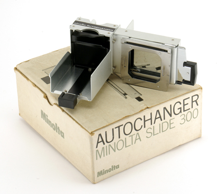 Minolta Autochanger Minolta Slide 300 Code n° 8523