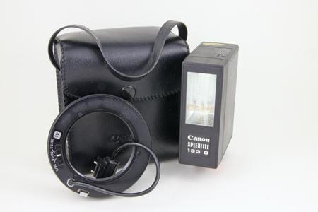 Canon FLASH AUTO RING A2 pour Speedlite 133D