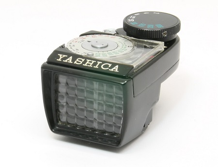 Yashica Clip-On exposure meter.