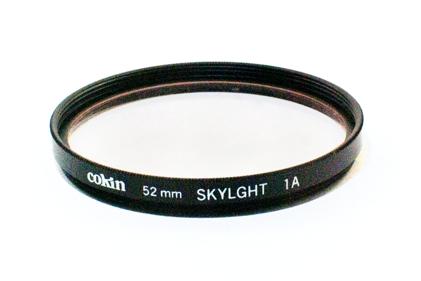 Cokin Filtre Skylight 1A 52 mm
