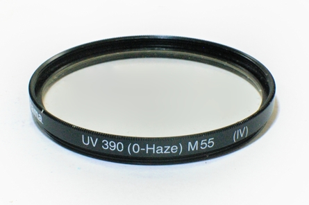 Hama Filtre UV 390 (0-Haze) M 55