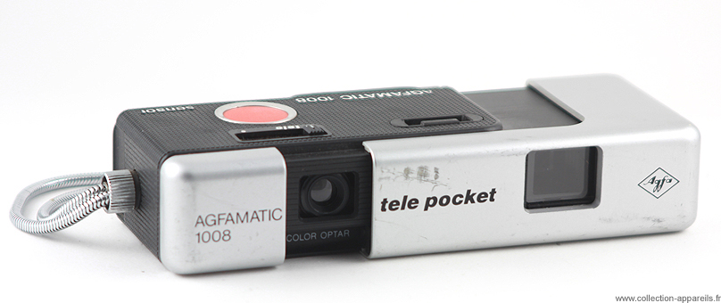 Agfa Agfamatic 1008 tele Pocket