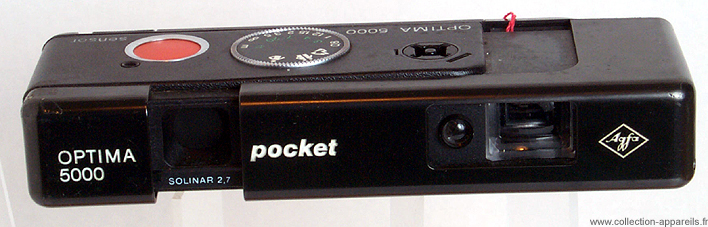 Agfa Optima 5000 Pocket