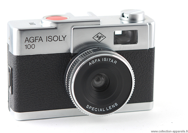 Agfa Isoly 100