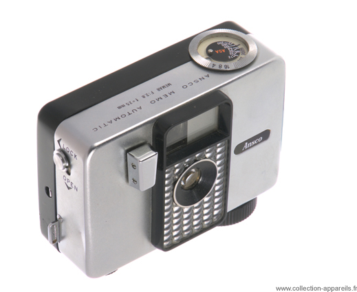 Ansco Memo Automatic