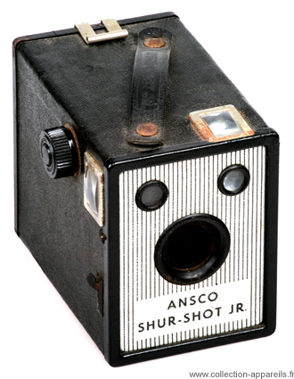 Ansco Shur Shot Junior