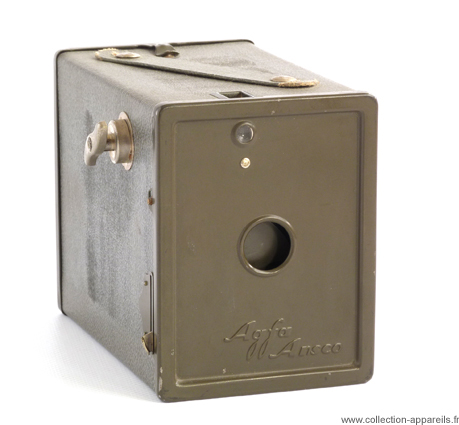 Agfa Ansco Box N°2