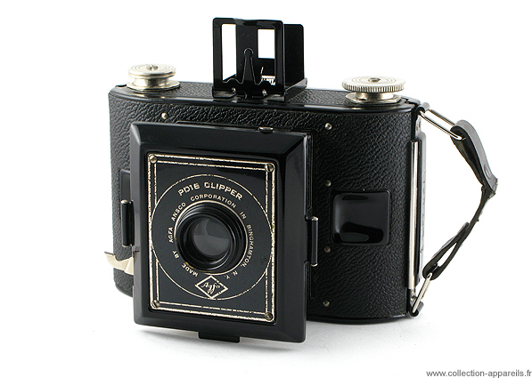 Agfa Ansco Pd16 Clipper