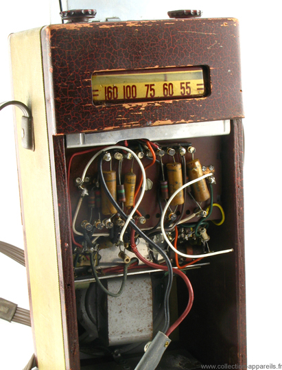 Automatic Radio Mfg Tom Thum Radio Camera