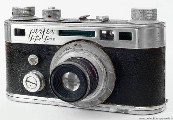 Camera Corp of America Perfex Fifty-Five