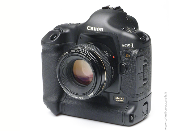 Canon EOS-1 Ds Mark II
