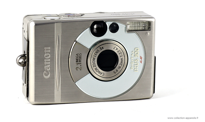 Canon Digital Ixus 300
