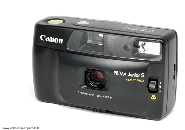 Canon Prima Junior S