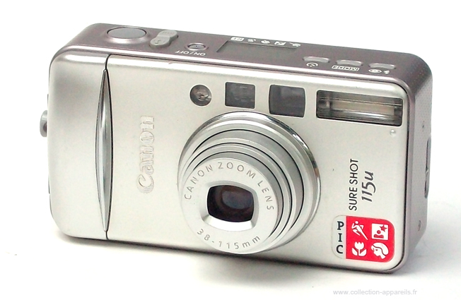 Canon Sure Shot 115u