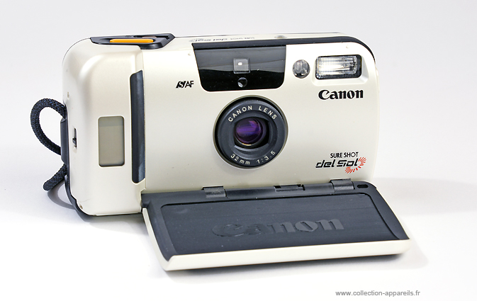 Canon Sure Shot del Sol