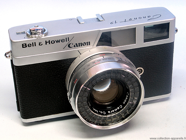 Canon Bell & Howell Canonet 19