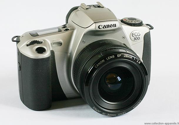 canon eos 300 vintage cameras collection by sylvain halgand rh collection appareils fr Canon EOS 300 Manual PDF Canon EOS Rebel 2000 300