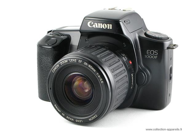 9352ee3da17a6 Canon EOS 1000F Collection appareils photo anciens par Sylvain Halgand
