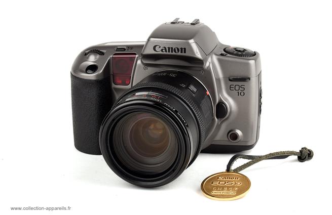 805cf3c70eb89 Canon Eos 10 Collection appareils photo anciens par Sylvain Halgand
