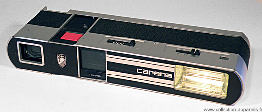 Carena Micro Teleflash 110