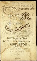 Aligros, Michel