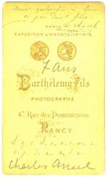 Barthélemy et Fils
