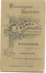 Borel, E.