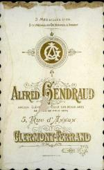 Gendraud, Alfred