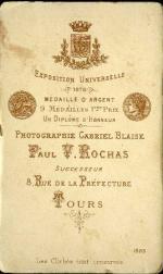 Rochas, Paul V.