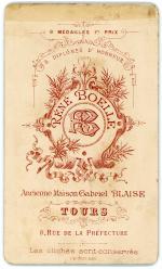 Boëlle, René - Ancienne Maison Gabriel Blaise