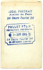 Pollet, Félix