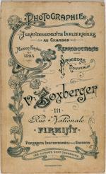 Boxberger V.
