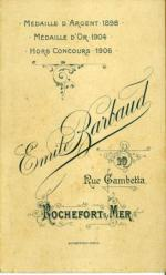 Barbaud, Emile