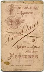 Claret, Clovis