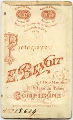 Benoit, E.
