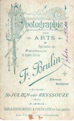 Brulin, F.