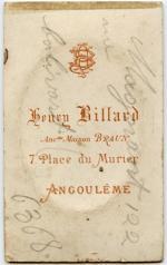 Billard, Henry