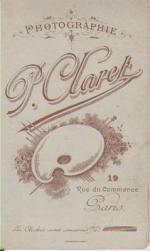 Claret, P.