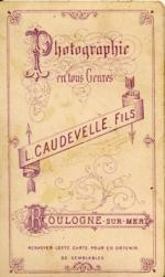 Caudevelle, L.Fils