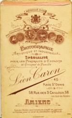 Caron, Léon