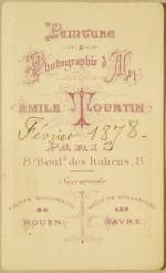 Tourtin, Emile