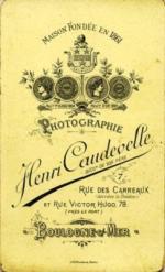Caudevelle, Henri