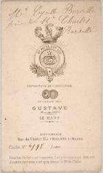 Cosson, Gustave