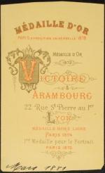 Victoire & Arambourg