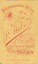 Abel, P. (Successeur de Duval)